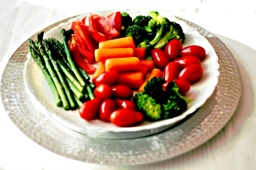 veggie platter revised