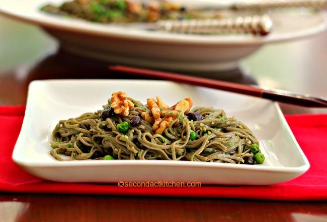 wm buckwheat noodle dish
